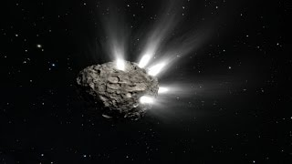 Deflecting Asteroids: Protecting The Earth From Future Catastrophic Events