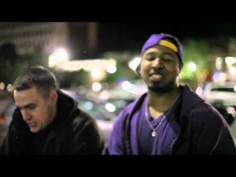 Sidewalk Rap Battle [Fargo, ND]