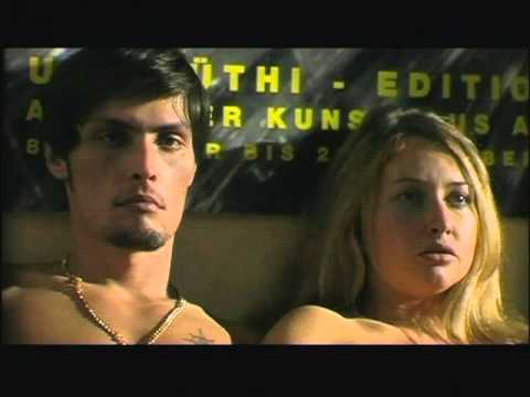 "Stipe Erceg smoking cool and sexy in ""Kiki  & Tiger"""