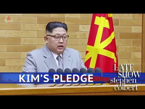 Kim Jong Un Reaffirms His Promise To Trump