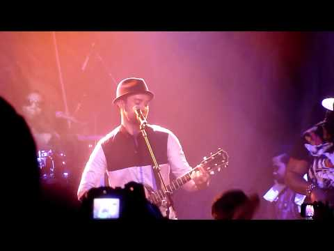 Justin Timberlake - Like I Love You (720p HD) - Live at Irving Plaza in NYC 9/1/11