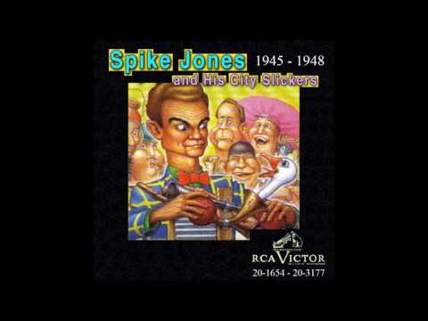 Spike Jones & His City Slickers - RCA Victor 78 RPM Records - 1945 - 1948