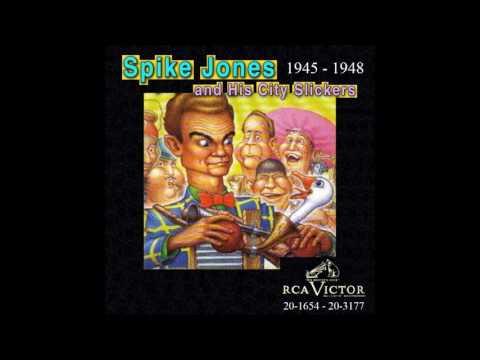 Spike Jones & His City Slickers - RCA Victor 78 RPM Records - 1945 - 1948