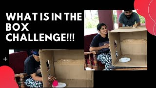 WHAT'S IN THE BOX CHALLENGE IN TAMIL| SNAKE PRANK | PRANK GONE WRONG |HAPPY UGADI|COUPLE CHALLENGE|