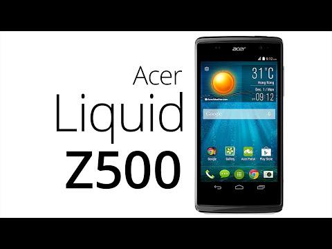 Acer Liquid Z500 (recenze)