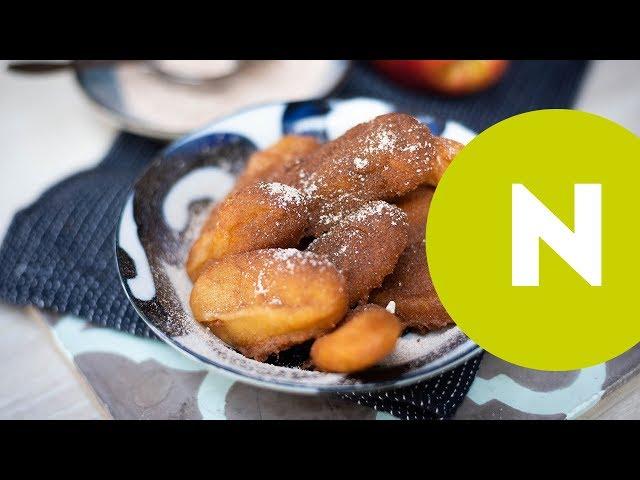 Fahéjas-bundás alma recept | Nosalty