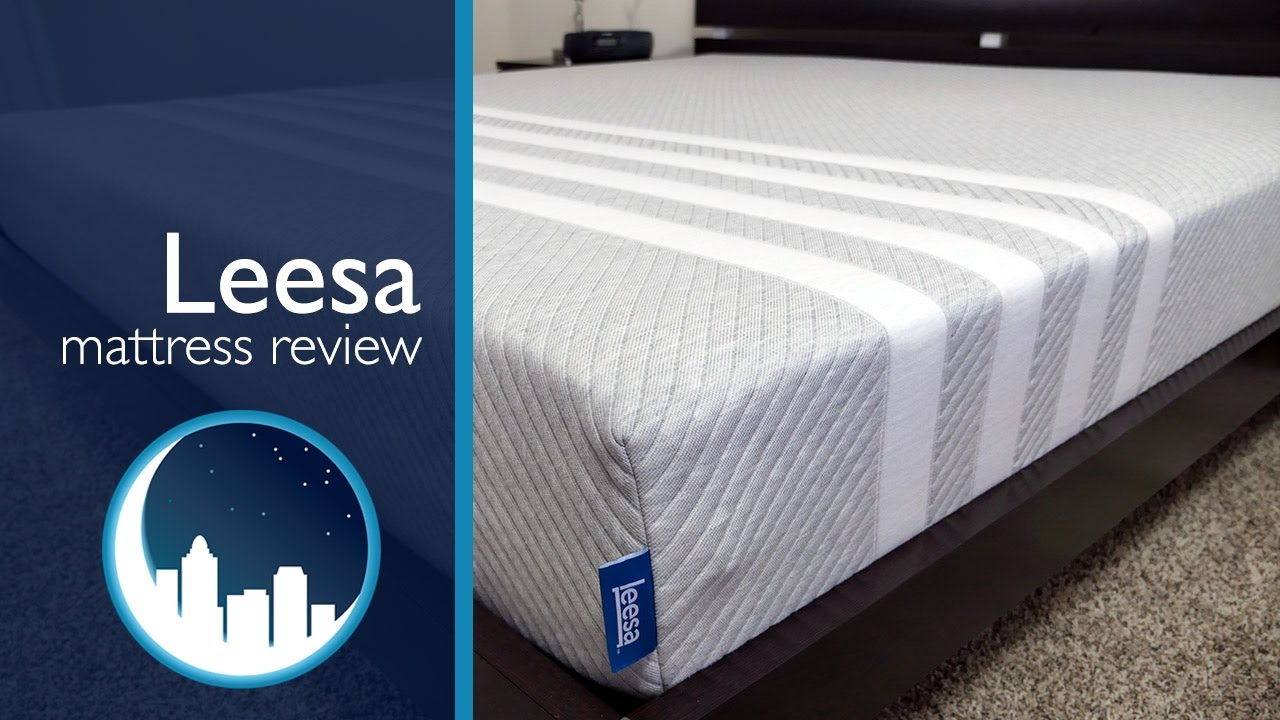 leesa mattress review uk youtube. Black Bedroom Furniture Sets. Home Design Ideas