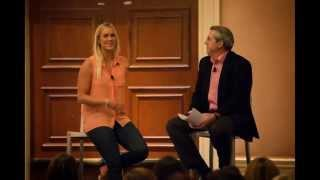 Bethany Hamilton Soul Surfer CWC Risk Conference with Dave North, Sedgwick CEO
