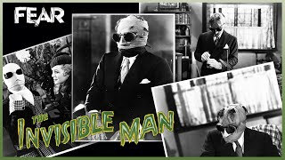 The Invisible Man (1933) Behind The Scenes   Classic Monsters