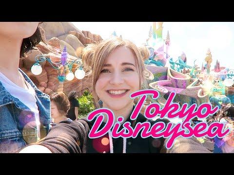 Tokyo Disneysea Date ♡ Tokyo Disneyland