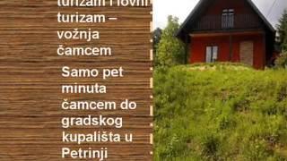 Sisak Vurot vikendica,odmaralište na Kupi(, 2015-01-30T13:30:38.000Z)