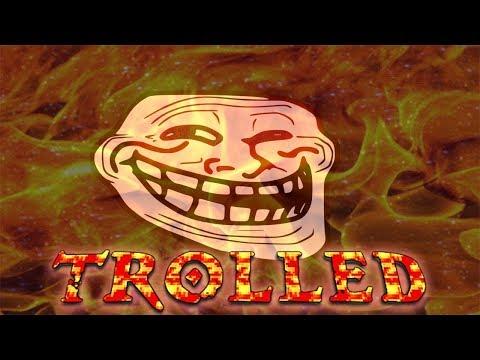Don't get TROLLED, Горящие пердаки! [Прохождение карты] - MineCraft