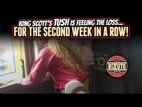 King Scott's TUSH is on the line again!