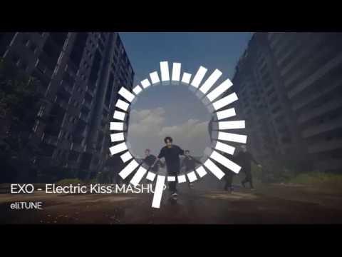 EXO - Electric Kiss [Split Ear Audio] PARTS MASHUP