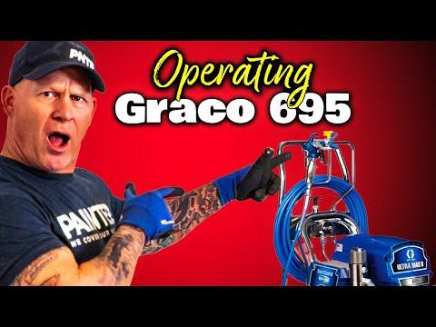 Using An Airless Paint Sprayer Paint Sprayer Instructi