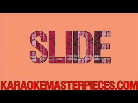 Slide (Originally By Calvin Harris, Frank Ocean & Migos) [Karaoke Instrumental] + Drum Loop