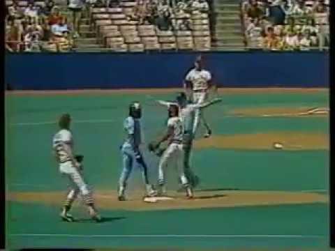 9/21/85 Expos at Cardinals