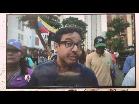 BBC News reports on Venezuela 28 July 2017