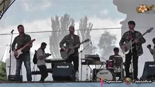 Концерт в честь Дня Победы в Горловке
