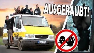 AUSGERAUBT in Italien! | Roadtrip mit FREMDEN - Reallifemobil #2