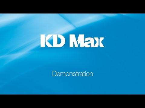 KD Max – Kitchen Design Demonstration