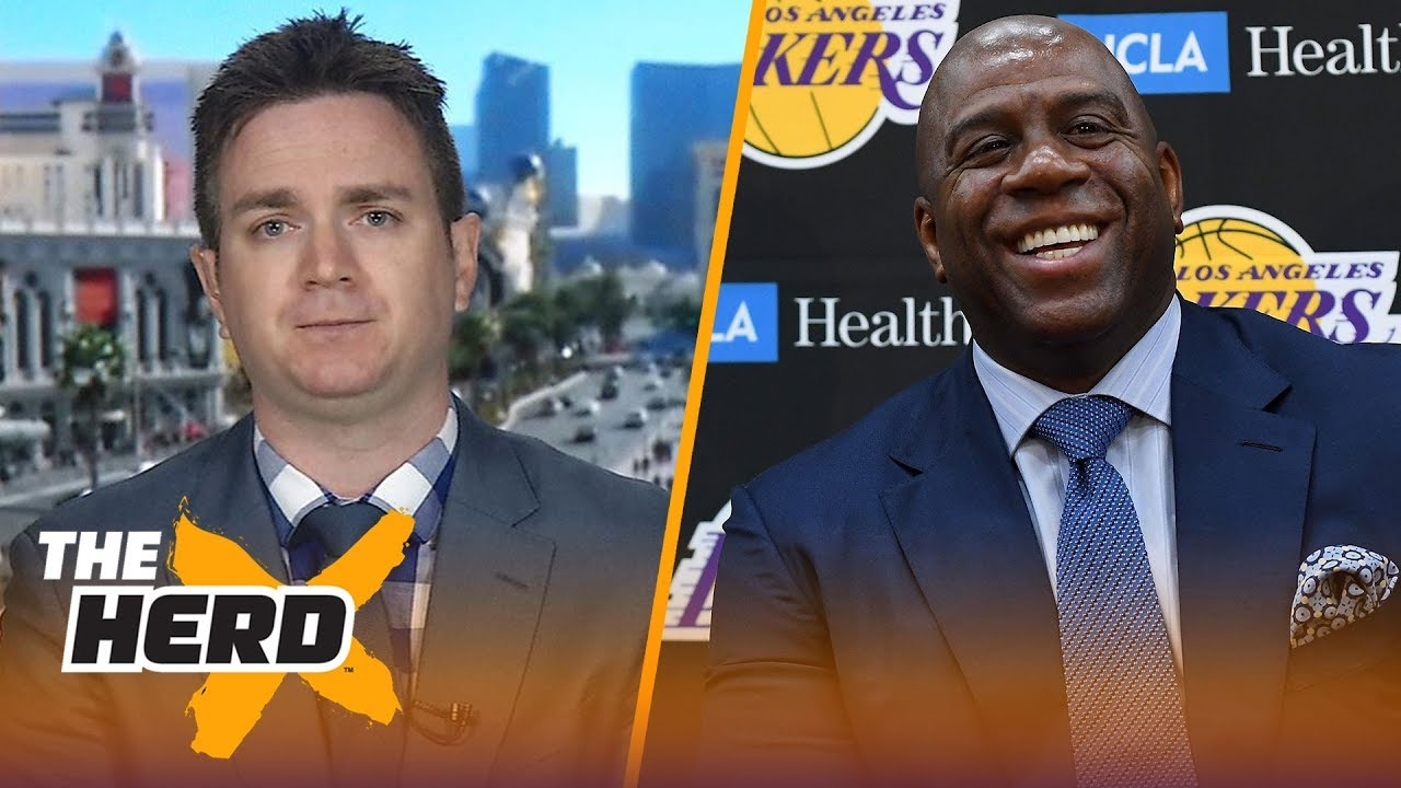 Chris Mannix says Magic deserved more credit for landing LeBron and more | NBA | THE HERD