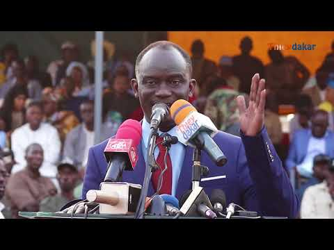 """Dr Cheikh Dieng: """"Les 6 ans de Macky au pouvoir équivaut à 6 ans de régression"""""""