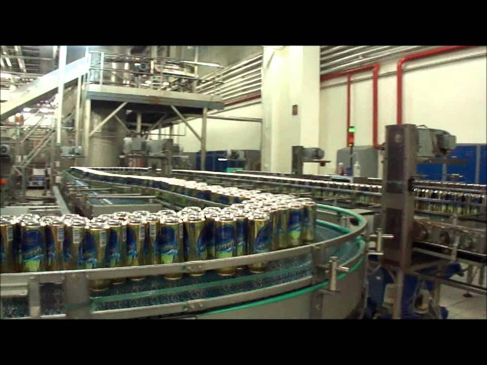 Khs Can Filling Line For Beer Amp Soft Drinks Doovi