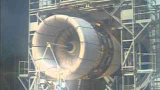 Turbine Engine Explodes! [MUST SEE]