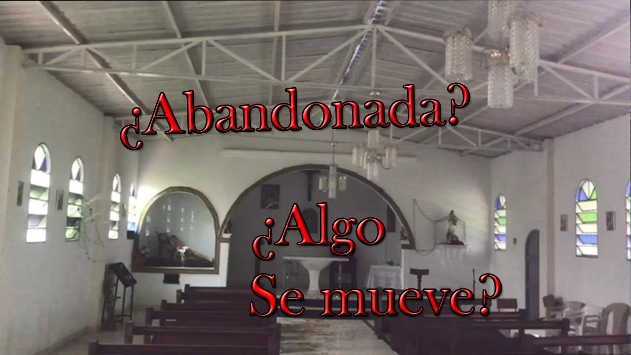 Probamos la Aplicación Randonautica y nos Manda a una Iglesia Abandonada...
