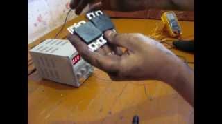 КамаЗ разбираем генератор часть 3 (проверка шоколадки )