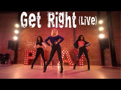 JLO - Get Right  - Choreography by Marissa Heart  PlaygroundLA