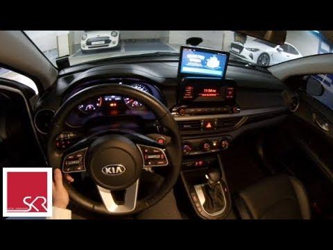 2019 Kia Forte - POV Night Test Drive