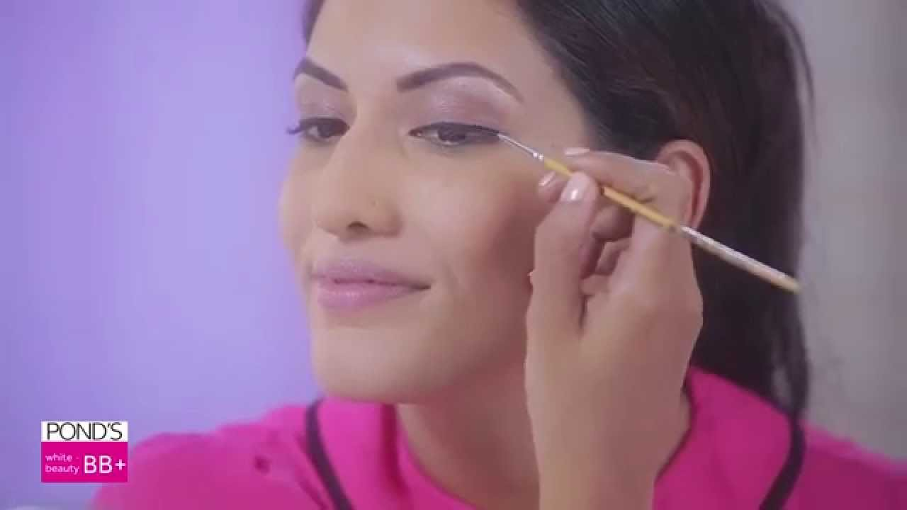 Professional - Pond\'s BB Cream Makeup Tutorial - YouTube