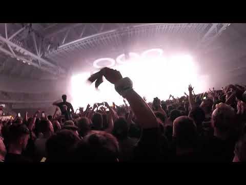 Swedish House Mafia - For sale vs on my way mashup (Stockholm Tele2Arena 2019)
