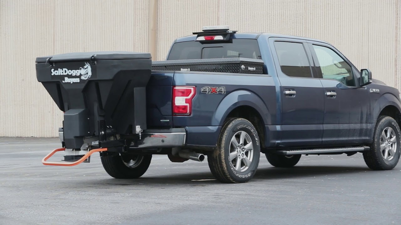 Pickup Truck Spreaders