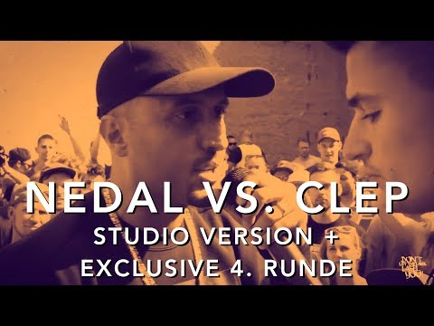 Nedal Nib vs CLEP // Studio Version + Extra 4. Runde // DLTLLY Rap Battle