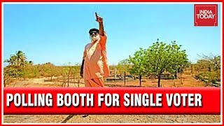 Election Commission Sets Up Polling Booth For One Voter In Junagadh, Gujarat