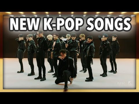 NEW K-POP SONGS | DECEMBER 2018 (WEEK 3)