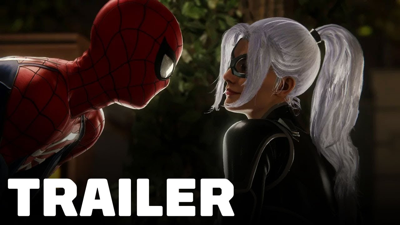 Marvel's Spider-Man: The Heist - Black Cat Trailer