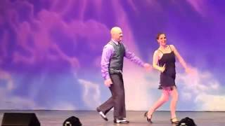 Dancing with the Rogue Valley Stars Charleston