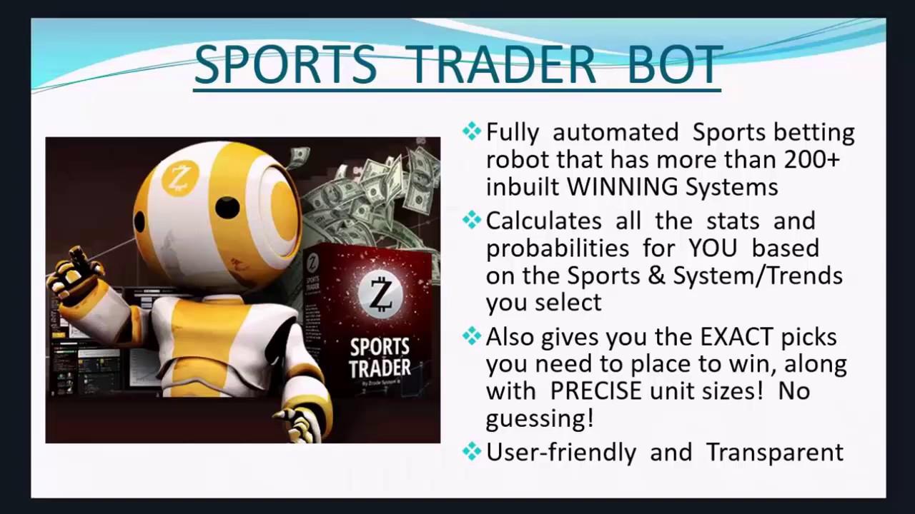 ZCode Sports Trader — zcodesystem com Customer System