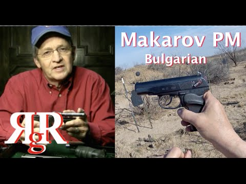 Makarov PM 9x18 Bulgarian