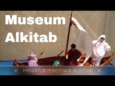 Jakarta - Museum Alkitab I Travel Blog Indonesia
