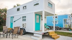 Seas The Day With A Stay In The Sand Dollar Tiny House