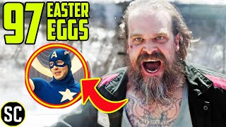 BLACK WIDOW: Every EASTER EGG and Marvel Reference