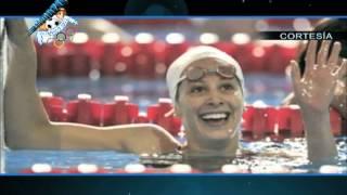 Rita Medrano 200 metros mariposa Juegos Olímpicos Londres 2012