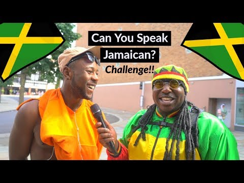 Can You Speak Jamaican ? - (Accent Challenge) Ep. 1 (Coventry)