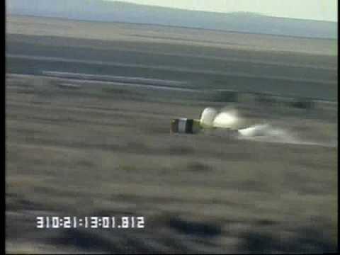 Rocket Sled Track Facilities at Sandia National Laboratories
