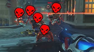 Overwatch - Greatest Crazy Kills